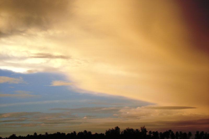 Bohol Panglao Sunset