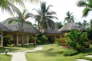 Thalatta Garden and cottages