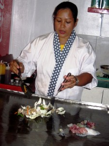 Mifune japanese Food Tappanyaki