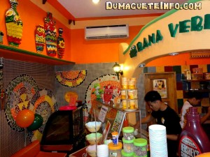 Rana Verde Cafe - Florentina Homes Dumaguete