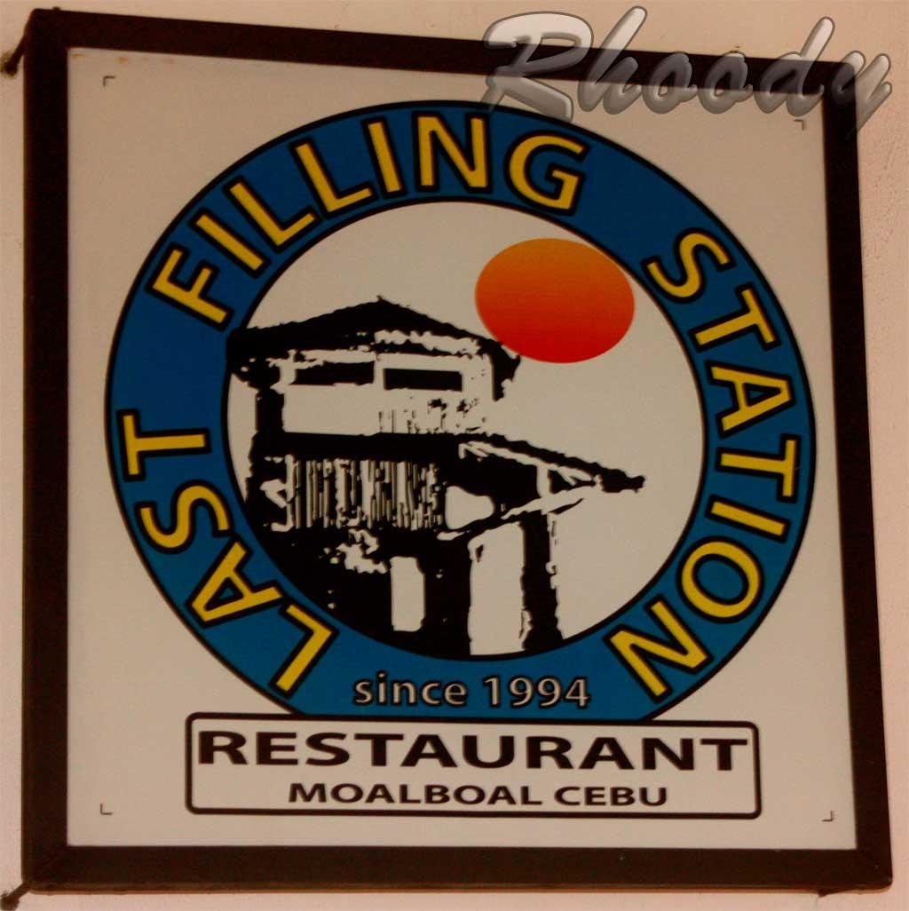 Last Filling Station - Moalboal