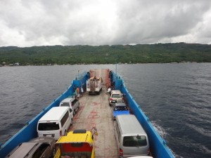 Ferry Bato to Tampi