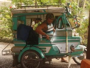 Trike in Moalboal