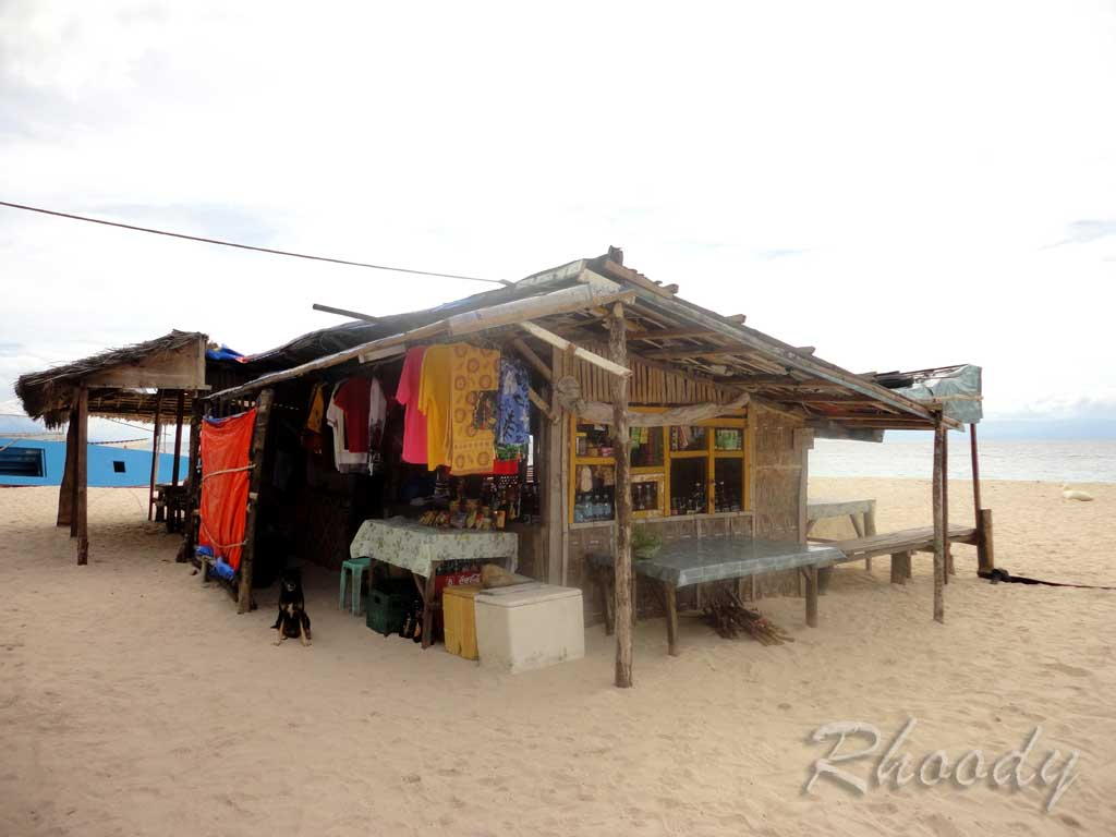 Sari Sari Shop Moalboal - White Beach