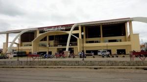 Public Market in Bais