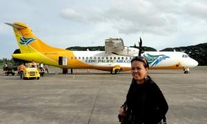 Flight Dumaguete-Cebu - Cebu Pacific