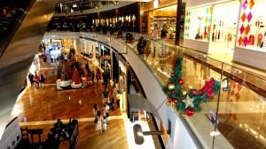 Shops in Marina Bay Sands