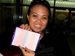de-flowered Passport