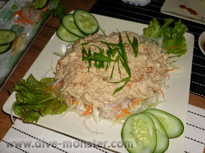 "Spicy Tuna Salad in ""real"" life"