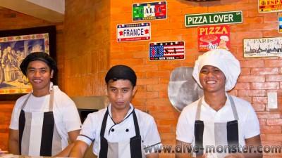 La Bella Pizza Bistro Dumaguete