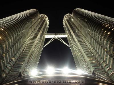 On the Top in Kuala Lumpur