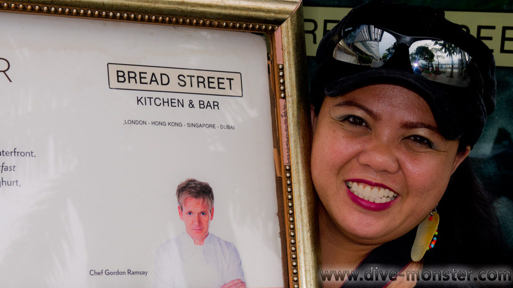 's Bread Street Kitchen-Singapore-Erdinger