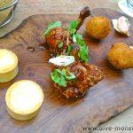 Gordon Ramsay's Bread Street Kitchen-Singapore - Canapee Tasters
