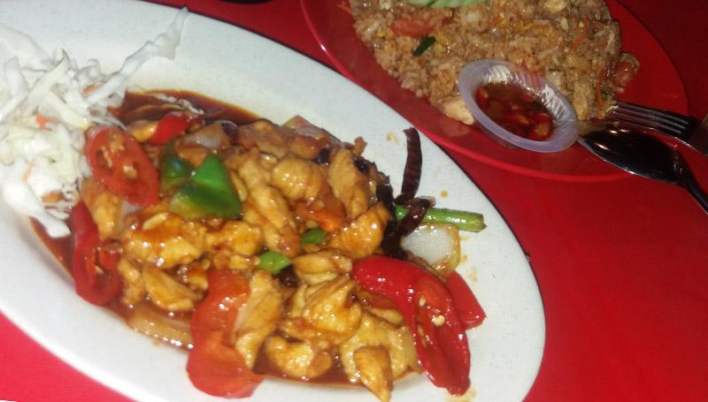 KL Jalan Alor - Thai Food