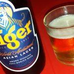 KL Jalan Alor - Tiger Beer