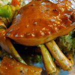 Kuala Lumpur Jalan Alor - Black Pepper Crab