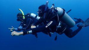 Daisy Dive Monster Jr. - Navigation - Advance Open Water Course
