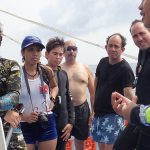 Daisy Diving in Apo Island-Boat Briefing