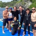 Daisy Diving in Apo Island - Other Divers