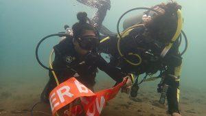 Daisy the Dive Monster Jr. - Drift Dive