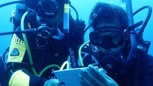 Enriched Air Nitrox Dive - Daisy the Dive Monster Jr.