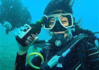 Dive Monster Jr - 18th Birthday Dive