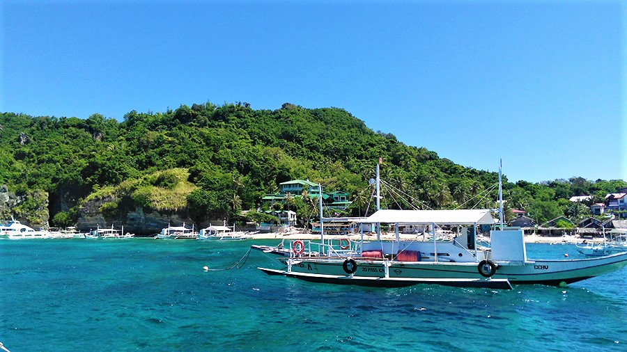 Apo Island - Chapel Point - Diving in the Philippines