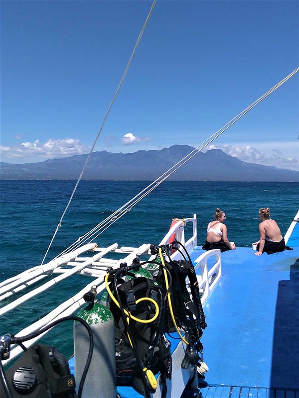 Apo Island Trip - Dive Monsters