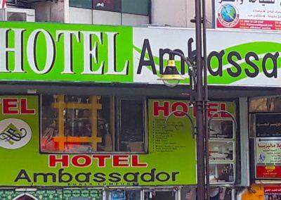 Kuala Lumpur - Hotel Ambassador
