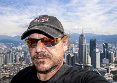 Kuala Lumpur - KL Tower Rhoody Petronas