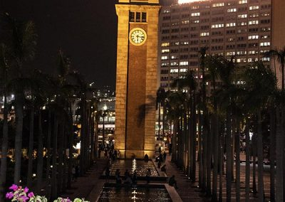 Hong Kong Kawloon Clock Tower