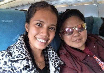 Hong Kong Trip - Airplane Ride