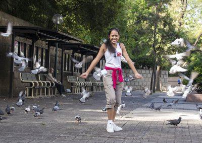Hong Kong Trip - Daisy - Kowloon Park - Birds