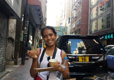 Hong Kong Trip - Daisy - Kowloon - Street Food