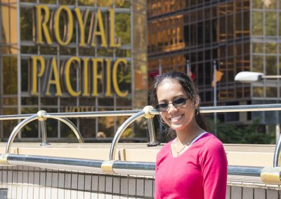 Hong Kong Trip - Daisy - Kowloon - The Royal Pacific