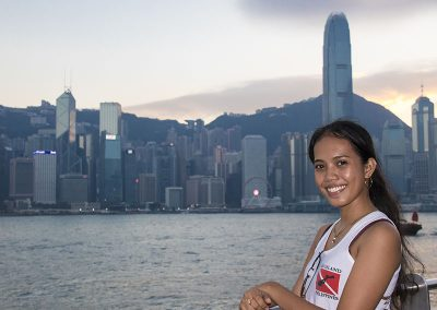 Hong Kong Trip - Daisy - Kowloon - Waterfront