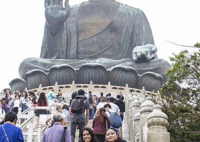 Hong Kong Trip - Lantau Island - Big Buddha