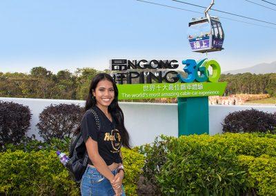 Hong Kong Trip - Lantau Island - Ngong Ping