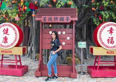 Hong Kong Trip - Lantau Island - Ngong Ping Village