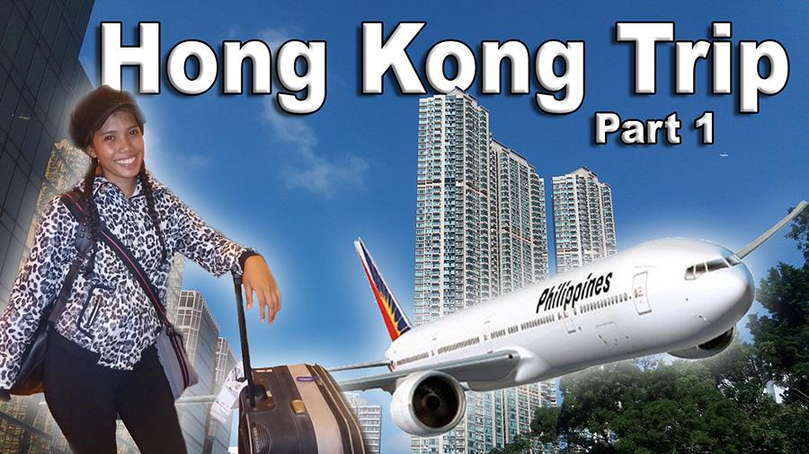 Hong Kong Trip (Part 1: Packing & Flying)