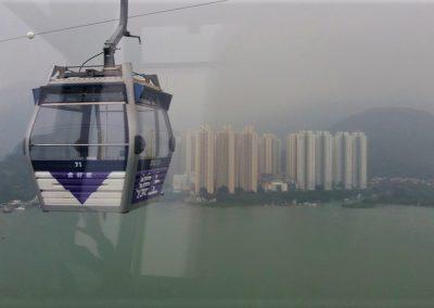 Hong Kong Trip - Transportation - Ngong Ping