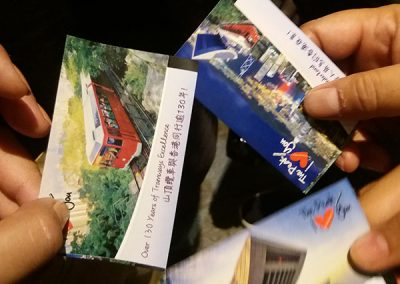 Peak Tram Ticket - Hong Kong Trip