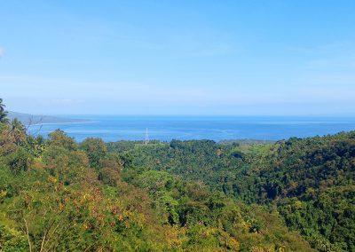 Getting to Balinsasayao Twin Lakes Natural Park