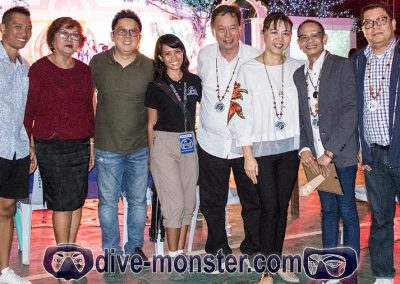 Daisy Dive Monster Jr. - Josy Limkaichong - Chester Lee - Valente Yap