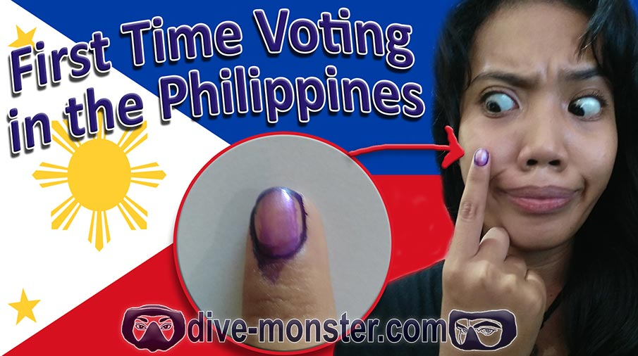 First Time Voting in the Philippines - 2019 Election