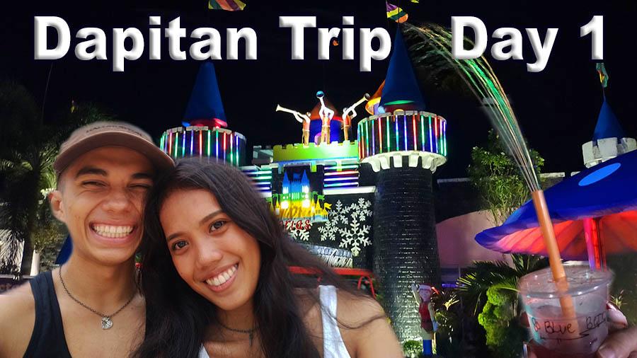 Dapitan Trip - Day 1 Gloria's Fantasyland and Kamayan ni Manay