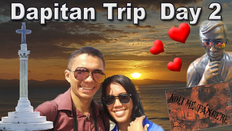 Dapitan Trip (Day 2: Rizal Shrine & Dipolog Sunset Boulevard)