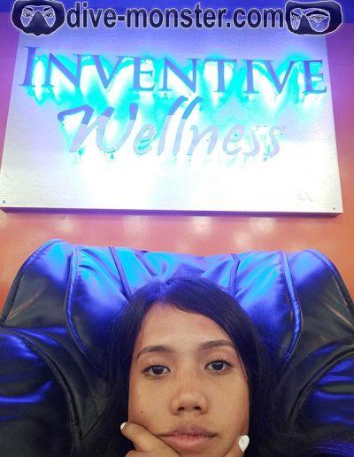 Dapitan Trip - Dipolog City - Lee Plaza - Massage Chair