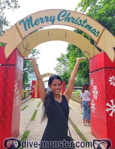 Dapitan Trip - Dipolog - Magsaysay Park - Daisy