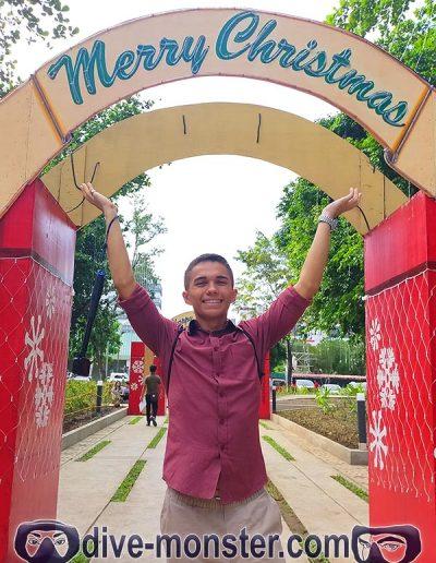 Dapitan Trip - Dipolog - Magsaysay Park - Tim